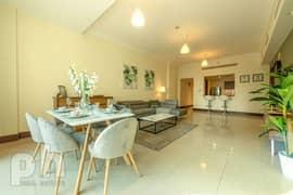 شقة في جولدن مايل 4 جولدن مايل نخلة جميرا 2 غرف 250000 درهم - 4815597