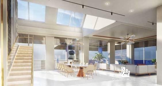بنتهاوس 4 غرف نوم للبيع في نخلة جميرا، دبي - Exceptional Penthouse |Resort Living |Awesome View