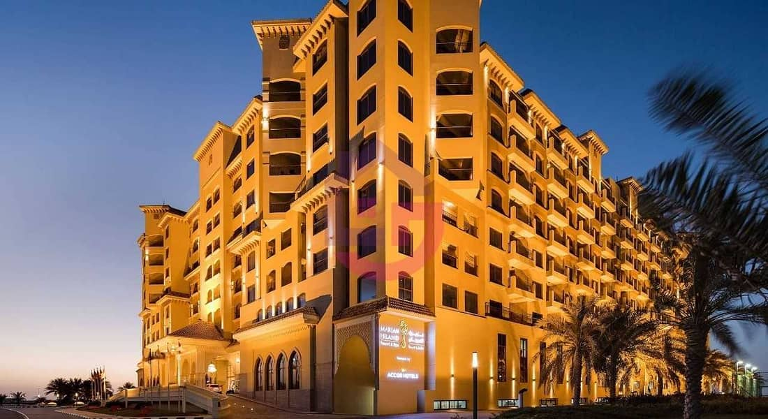 2 LUXURIOUS ONE BED FOR SALE IN MARJAN RESORT!