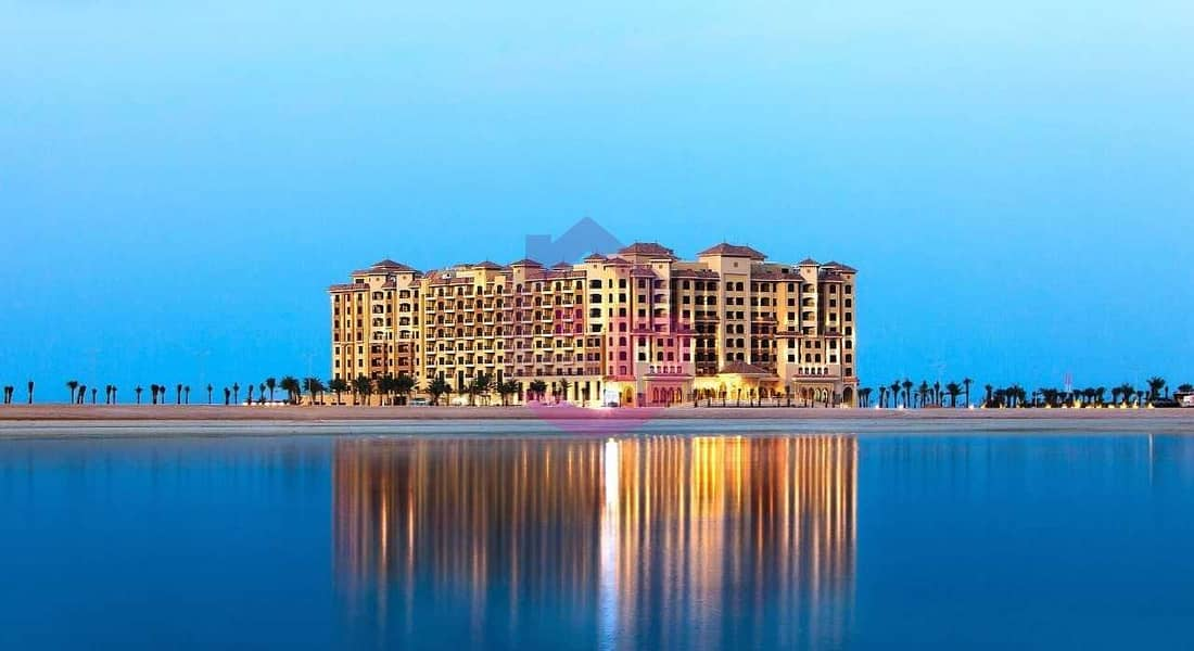 16 SEA VIEW FURNISHED ONE BED IN MARJAN RESORT