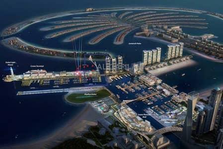 فلیٹ 1 غرفة نوم للبيع في دبي هاربور، دبي - AMAZING BEACH VIEW | 1 BEDROOM | NO COMMISSION