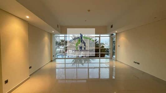 2 Bedroom Flat for Rent in Al Bateen, Abu Dhabi - No Commission!! Full Sea View |  Huge Balcony |  No Chiller fee