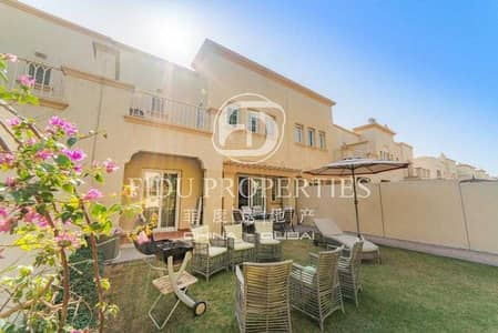 2 Bedroom Townhouse for Rent in The Springs, Dubai - Villa with Maintenance Contract I Best Community