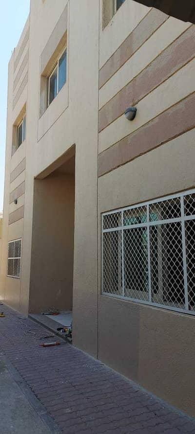 4 Bedroom Villa for Rent in Al Qadisiya, Sharjah - Double story 4 bedroom hall villa for rent in Al Qadisia