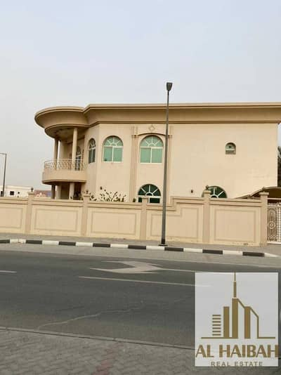 6 Bedroom Villa for Sale in Turrfa, Sharjah - For sale a two-storey villa