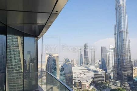 Burj khalifa view   Fully furnished hotel apt