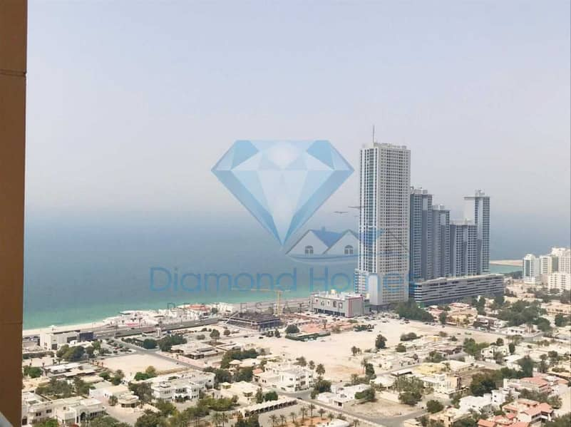 3 Bedrooms Hall With Sea View Apartment on Installments Plan