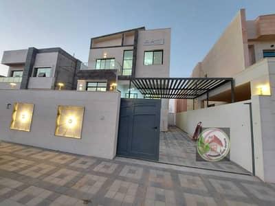 فیلا 4 غرف نوم للبيع في الياسمين، عجمان - فيلا لقطة تصميم مودرن للبيع من المالك مباشرة بدون دفعة اولي مع امكانية التمويل البنكي