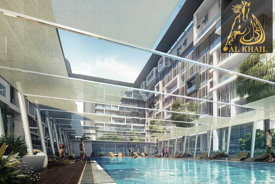2 Amazing 1BR Duplex in Masdar city with Easy Payment Plan Offer