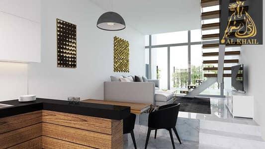 3 Bedroom Townhouse for Sale in Masdar City, Abu Dhabi - Elegant Modern 3BR Townhouse at Masdar City