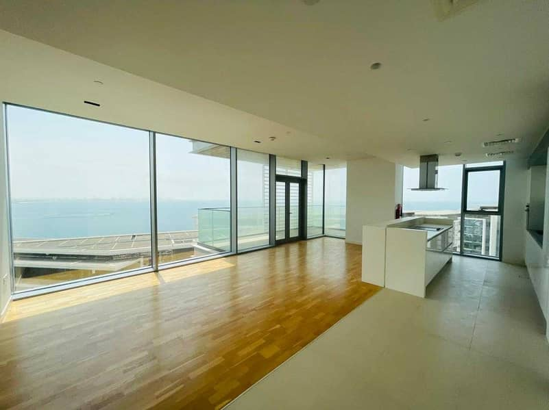 15 Full Sea View | Rented | Upgraded