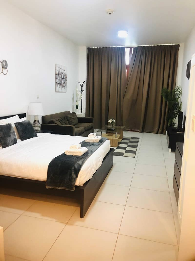 2 Fully Furnished // Palm View // Ready To Move
