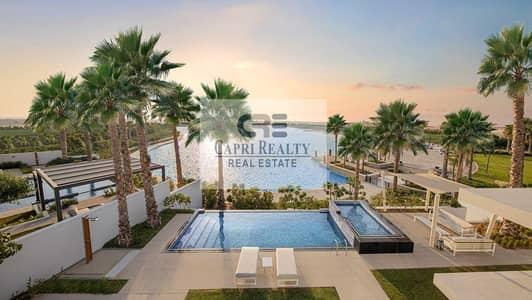 5 Bedroom Villa for Sale in Tilal Al Ghaf, Dubai - On the Lagoon| Luxury villa with payment plan