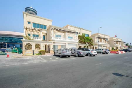 Office for Rent in Al Bateen, Abu Dhabi - Salon Style Fit Out Villa   12 Payments
