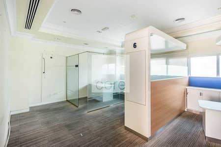 فيلا تجارية  للايجار في البطين، أبوظبي - Easily Located   Office Fit out   12 Payments