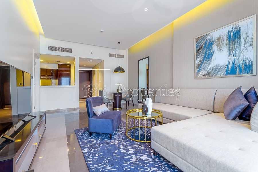1-bed apartment majestine