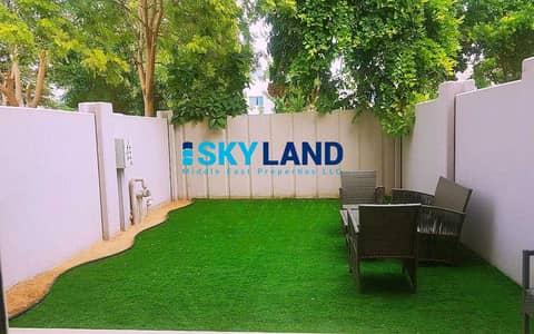 فیلا 3 غرف نوم للايجار في الريف، أبوظبي - Single Row   Facing the Park   Exclusive