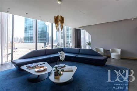 بنتهاوس 3 غرف نوم للبيع في الخليج التجاري، دبي - Duplex Penthouse I Rooftop Terrace I Payment Plan