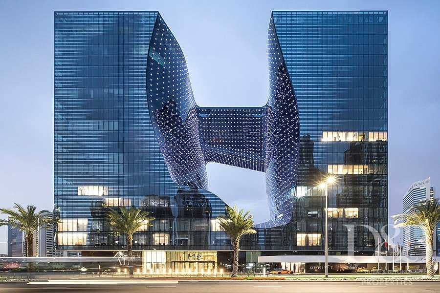Brand New I Dubai Water Canal View   PHPP