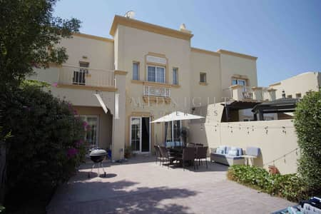 3 Bedroom Townhouse for Sale in The Springs, Dubai - Large Living Room   Landscaped   Back to Back