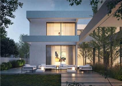 فیلا 5 غرف نوم للبيع في الطي، الشارقة - فيلا 5 غرف مستقلة بالشارقة داخل واحة من الاشجار \ حمام سباحة خاص \ غرفة خادمة + غرفة سائق \ فيلا ذكية بنظام التحكم عن بعد \ للفخامة عنوان