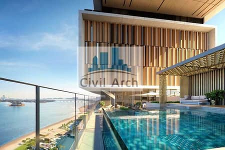 3 Bedroom Flat for Sale in Palm Jumeirah, Dubai - LOVELY PALM-SEA VIEWS+ICONIC 3 BR OF THE WORLD+PLATINUM ADDRESS