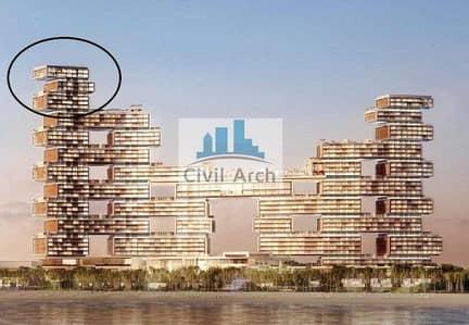 بنتهاوس 6 غرف نوم للبيع في نخلة جميرا، دبي - TRIPLEX WOW PENTHOUSE OF DUBAI+2 POLL+PALM-SEA VIEWS+MOST UNIQUE EVER