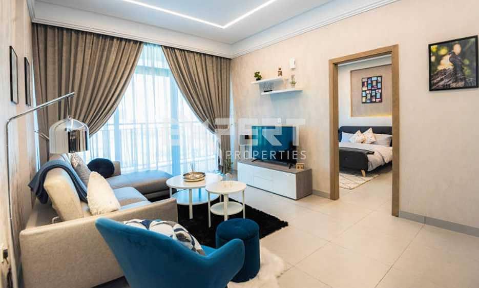 شقة في صن رايز ليجند أرجان 1 غرف 796000 درهم - 5369206