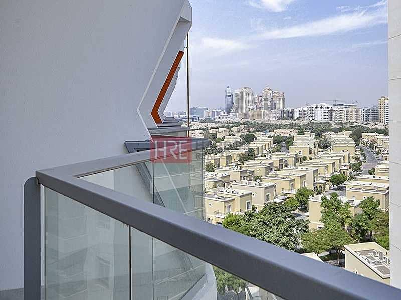 Spacious    Studio Apartment   1-Month Rent Free
