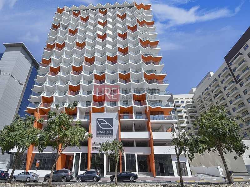 15 Spacious    Studio Apartment   1-Month Rent Free