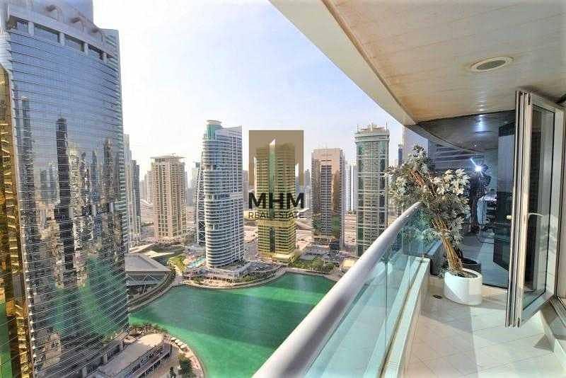شقة في برج كونكورد مجمع H أبراج بحيرات الجميرا 1 غرف 775000 درهم - 5261865
