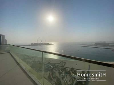 3 Bedroom Apartment for Rent in Jumeirah Beach Residence (JBR), Dubai - Luxurious | Panoramic Views | Available Now