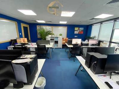 مکتب  للبيع في أبراج بحيرات الجميرا، دبي - Sale Offer Furnished Office in JLT   Prime Location