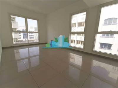 فلیٹ 2 غرفة نوم للايجار في الوحدة، أبوظبي - 2 BHK with Modern Glossy Tiled floor|Big Living room|Central Ac|4 Payments