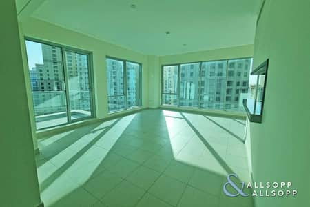 فلیٹ 1 غرفة نوم للايجار في دبي مارينا، دبي - One Bedroom   Chiller Free   Unfurnished