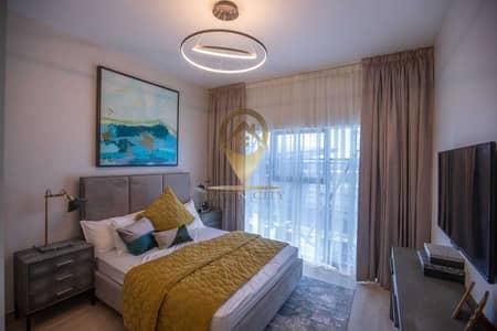 فلیٹ 1 غرفة نوم للبيع في الفرجان، دبي - شقة في عزيزي بلازا الفرجان 1 غرف 900000 درهم - 5399217
