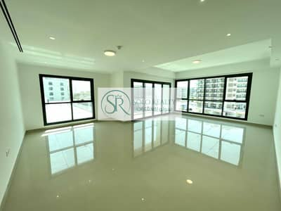 3 Bedroom Apartment for Rent in Al Raha Beach, Abu Dhabi - Brand New Duplex | Luxurious 3+Maid | Amazing Canal View !