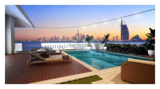 4 Bedroom Penthouse for Sale in Palm Jumeirah, Dubai - Amazing Luxury Hotel Penthouse living on the Palm Jumeirah