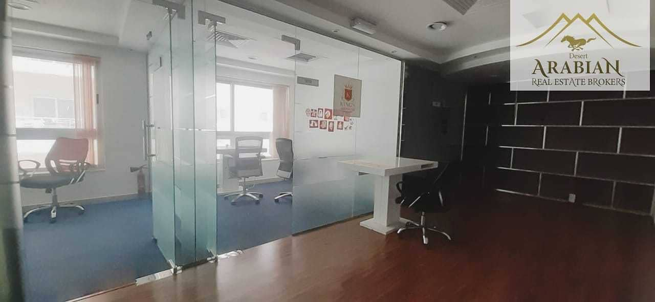 1 Month Free   Glass Partition   Very Near to MOE