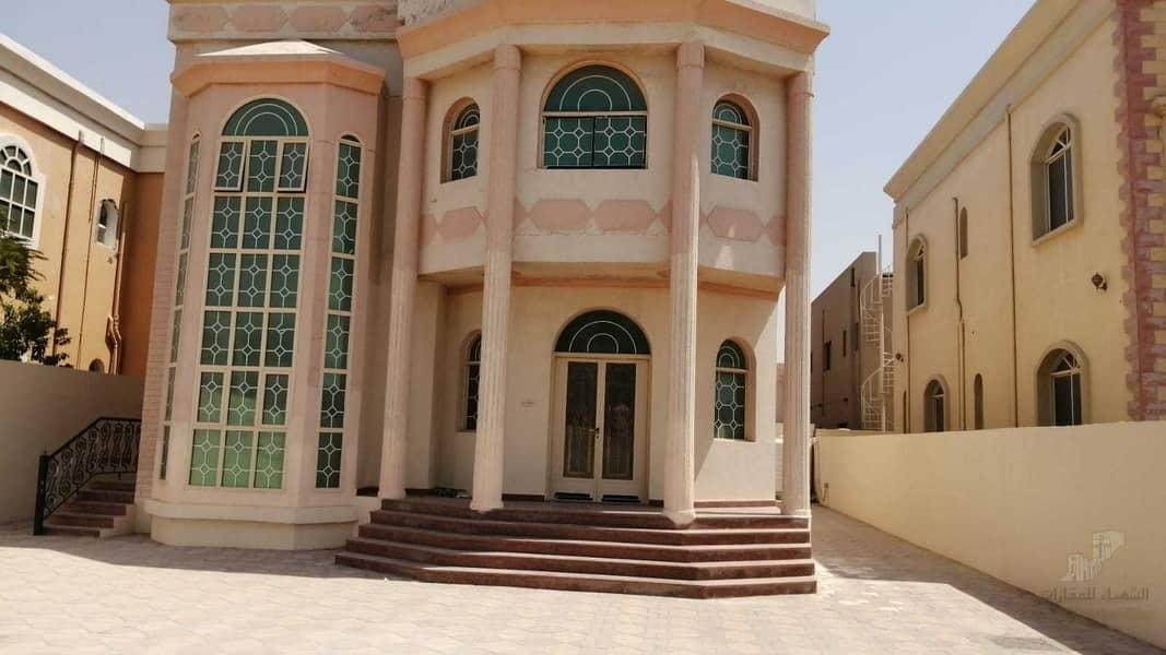 فيلا راقية  للايجار بمنطقة سكنية مميزة في إمارة عجمان منطقة الروضة 3