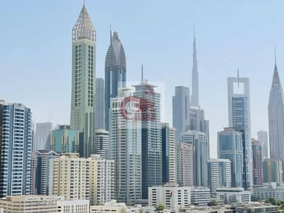 2 Bedroom Flat for Rent in Sheikh Zayed Road, Dubai - Burj Khalifa View | Brand New 2/BR | Laundry Room | Easy Access to Metro
