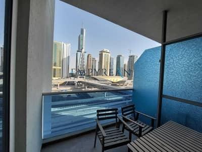 شقة 1 غرفة نوم للايجار في دبي مارينا، دبي - SPACIOUS  BALCONY/ GREAT LOCATION/ NEAR METRO/