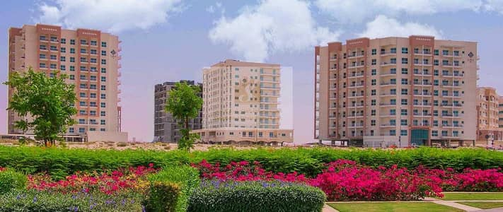 1 Bedroom Flat for Rent in Liwan, Dubai - QUEUE POINT MAZAYA 4 | UNBEATABLE OFFER | 1BR FOR RENT