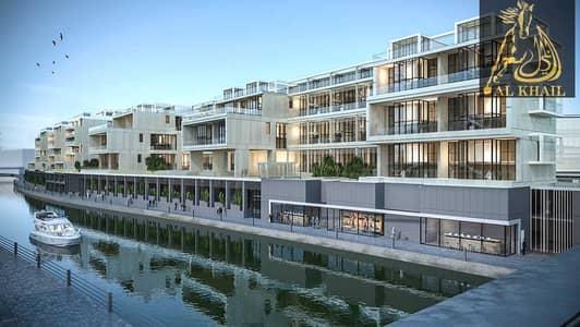 شقة 3 غرف نوم للبيع في شاطئ الراحة، أبوظبي - Unique Investment Huge Potential 3BR Loft
