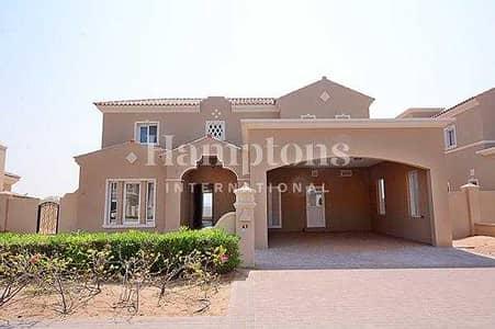 فیلا 4 غرف نوم للايجار في مارينا أم القيوين، أم القيوين - Umm Al Quwain Mistral 4bed Villa|Type M3