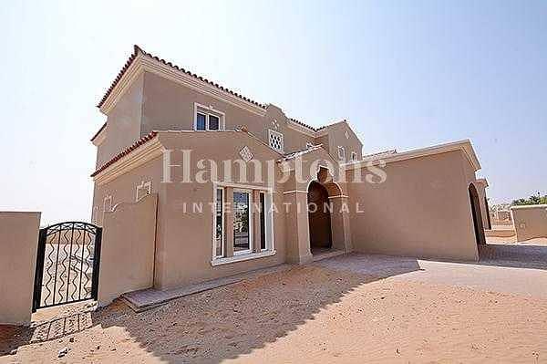Umm Al Quwain Mistral 3bed Villa Type C2