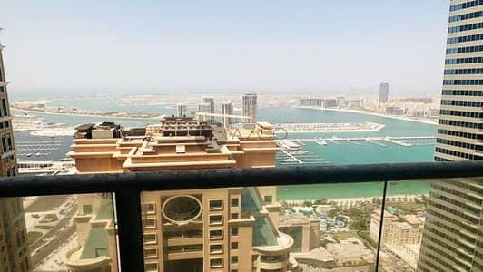 شقة 3 غرف نوم للايجار في دبي مارينا، دبي - شقة في برج سلافة دبي مارينا 3 غرف 99999 درهم - 5399440