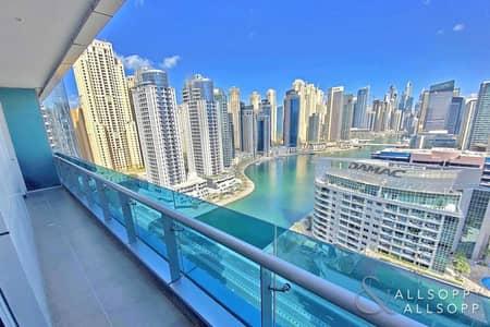 1 Bedroom Flat for Sale in Dubai Marina, Dubai - Upgraded | Marina Views | 1 Bed | Rented