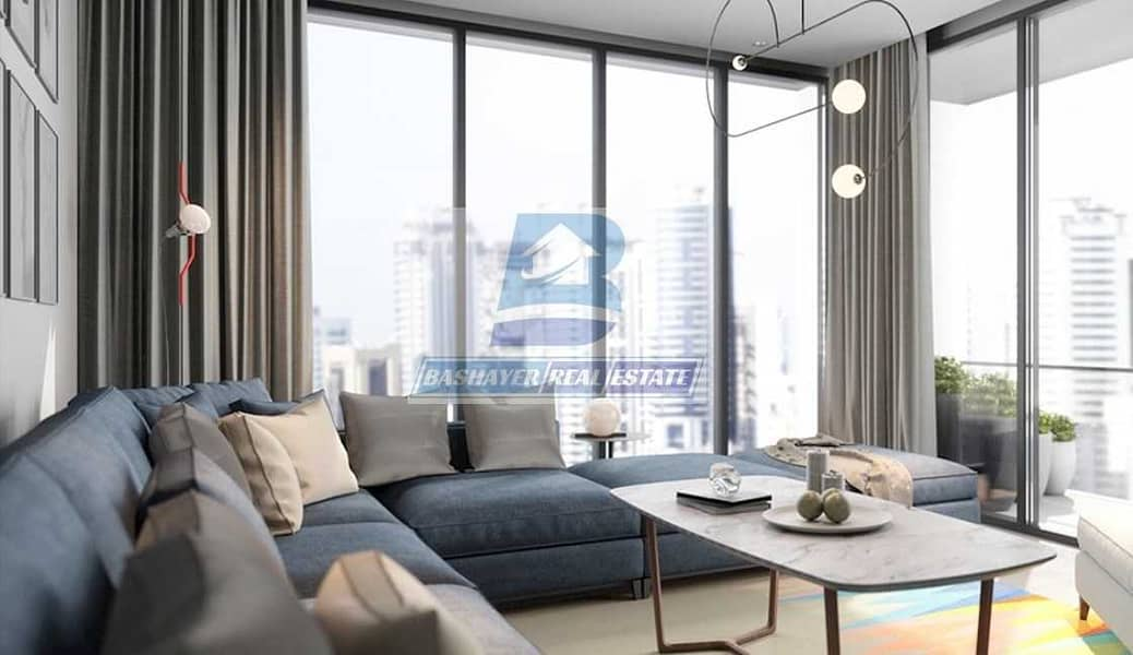 New Sharjah Downtown - Smart Home - Easy Payment Plan