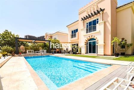 5 Bedroom Villa for Sale in Dubai Sports City, Dubai - C1   Upgraded Garden   Golf Course View
